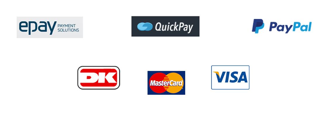 Integration af betalings løsniger.